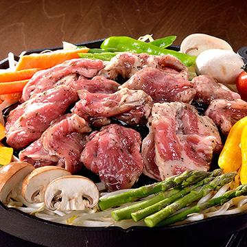 大金畜産 大金 成吉思汗(ジンギスカン)3種食べ比べ TW4010263329