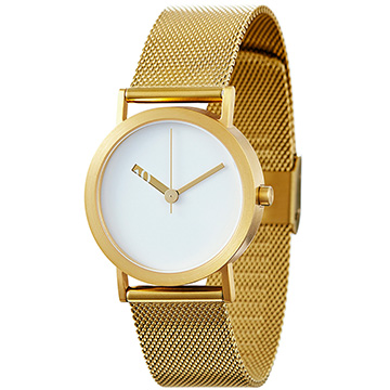 株式会社ピーオーエス normal timepieces ノーマル EXTRA NORMAL - STAINLESS STEEL EN07-M18GO