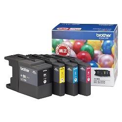 ブラザー インクカートリッジ お徳用4色パック(大容量) LC17-4PK