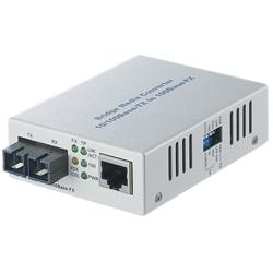バッファロー 光メディアコンバータ 2芯マルチモード 2km LTR2-TX-MFC2R