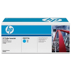 HP プリントカートリッジ シアン (CP5525) CE271A