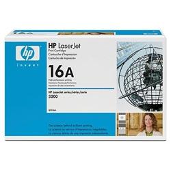 HP 16A 黒 トナーカートリッジ(LJ5200用) Q7516A