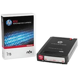 HP RDX 1TB リムーバブルディスクカートリッジ Q2044A