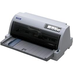 【エントリーでP10倍】 EPSON ドットインパクトプリンター/水平/106桁/7枚複写/USB VP-F2000