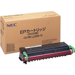 NEC EPカートリッジ (6000枚) PR-L2300-11