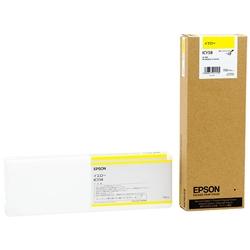 EPSON インクカートリッジ イエロー 700ml ICY58