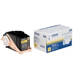 EPSON LP-S7100用 環境推進トナー/イエロー/Mサイズ LPC3T18YV
