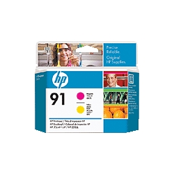 HP HP 91プリントヘッド マゼンタ/イエロー C9461A
