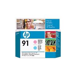 HP HP 91プリントヘッド ライトマゼンタ/ライトシアン C9462A