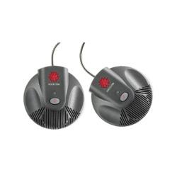 Polycom PPSS-2-MIC/電話会議システム専用拡張マイク 2200-16155-015