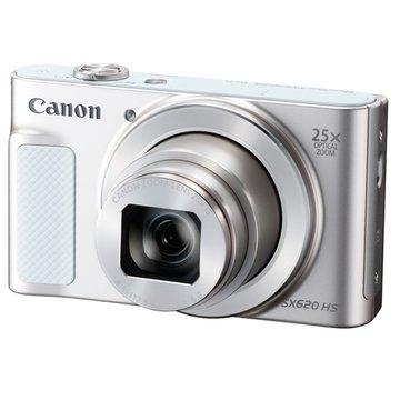 CANON デジタルカメラ PowerShot SX620 HS (ホワイト) 1074C004