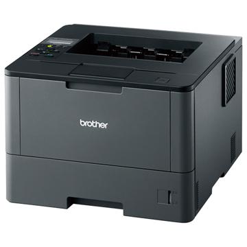 ブラザー A4モノクロレーザープリンター 40PPM/両面印刷/WLAN HL-L5200DW