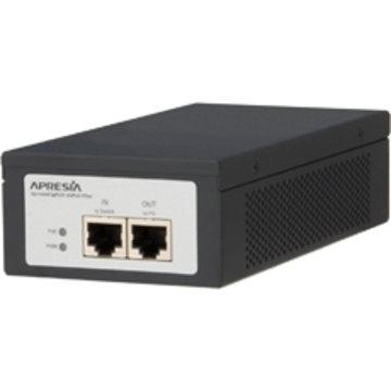 APRESIA Systems ApresiaLightIJ-1GPoE-Plus PoE+インジェクター APLIJ1GPOEPLUS