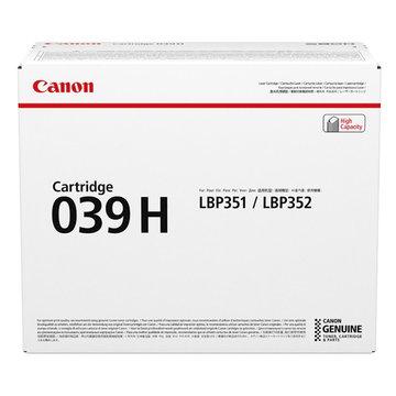 CANON CRG-039H トナーカートリッジ039H 0288C001