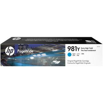 HP HP 981Y インクカートリッジ シアン(大容量) L0R13A