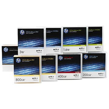 HP HPE LTO7 Ultrium 15TB RW データカートリッジ C7977A