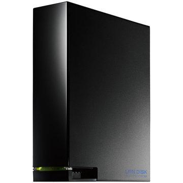 アイ・オー・データ機器 リード/ライト最大116MB/s デュアルコアCPU NAS 2TB HDL-AA2