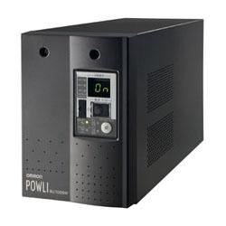 オムロン ソーシアルソリューションズ UPS(常時インバータ) 1000VA/700W:縦置 BU100SW