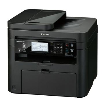 CANON A4モノクロレーザープリンター複合機 Satera MF236n 1418C038