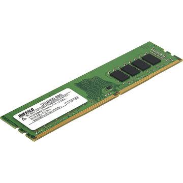バッファロー PC4-2400対応 288Pin DDR4 DIMM 8GB D4U2400-B8G
