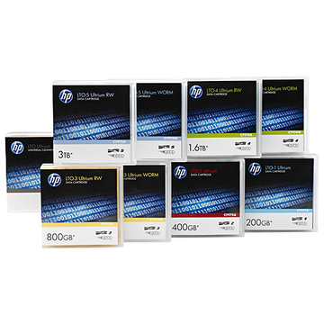 【エントリーでP7倍】 HP LTO7 Ultrium 15TB 20巻(バーコードラベル付) C7977AN