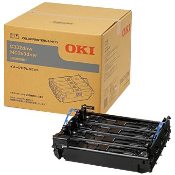 OKIデータ イメージドラム 4色一体型 (MC363dnw/C332dnw) ID-C4SP