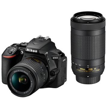 Nikon デジタル一眼レフカメラ D5600 ダブルズームキット D5600WZ