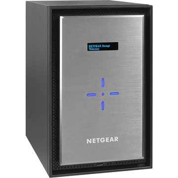 NETGEAR EC限定ReadyNAS528X 8ベイ デスクトップディスクレス RN528X00-100AJS