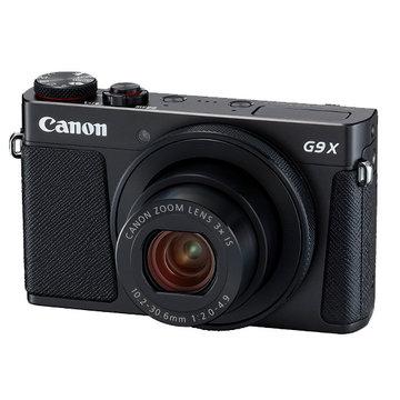 キヤノン デジタルカメラ PowerShot G9 X Mark II (ブラック) 1717C004