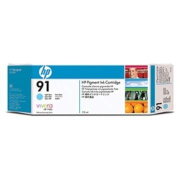 HP HP 91インクカートリッジ ライトシアン C9470A