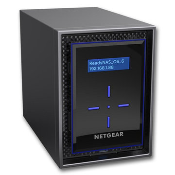 NETGEAR ReadyNAS 422 2ベイデスクトップ 8TBモデル RN422E4-100AJS