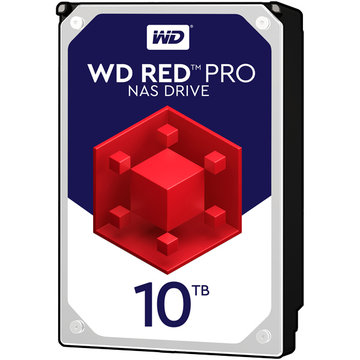WESTERN DIGITAL 3.5インチ内蔵HDD 10TB SATA6Gb 7.2k 256MB WD101KFBX