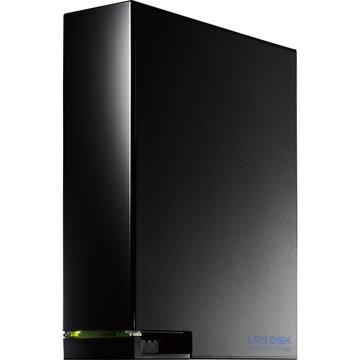 IODATA デュアルコアCPU搭載 1ドライブ高速ビジネスNAS 4TB HDL-AA4W