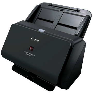 CANON A4ドキュメントスキャナー imageFORMULA DR-M260 2405C001