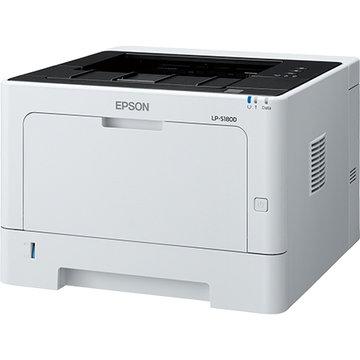 EPSON A4モノクロページプリンター/30PPM/両面印刷/USB LP-S180D