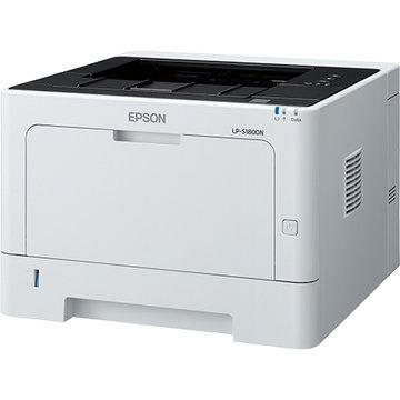 EPSON A4モノクロページプリンター/30PPM/両面印刷/ネットワーク LP-S180DN