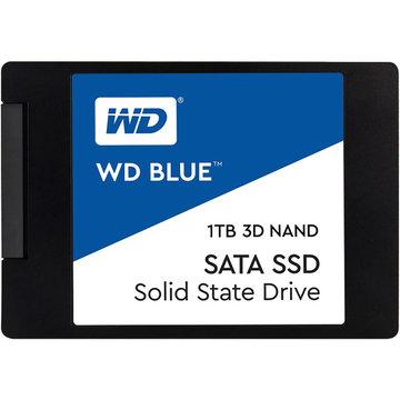 WESTERN DIGITAL WD Blue 3D NAND SSD 1TB SATA 2.5 7mm WDS100T2B0A