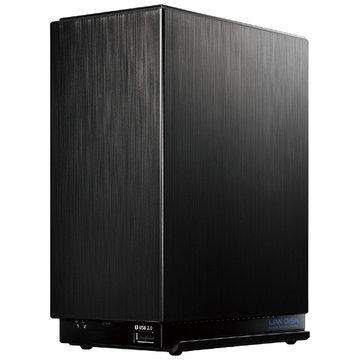 IODATA デュアルコアCPU搭載 2ドライブ高速ビジネスNAS 12TB HDL2-AA12W