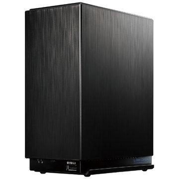 アイ・オー・データ機器 デュアルコアCPU搭載 2ドライブ高速ビジネスNAS 8TB HDL2-AA8W