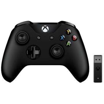 マイクロソフト Xbox Controller + Wireless Adapter Win10 4N7-00008