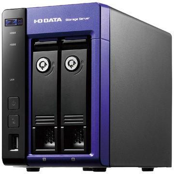アイ・オー・データ機器 WSS2016 Wg/Celeron搭載 2ドライブNAS 2TB HDL-Z2WQ2D