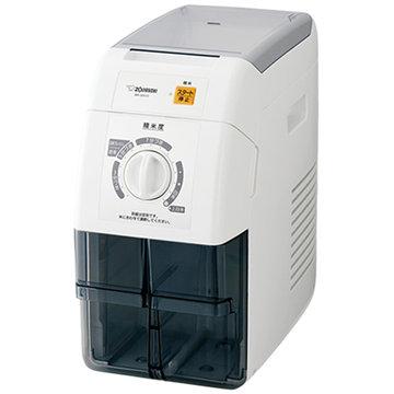 安心と信頼 激安特価品 象印マホービン 家庭用精米機 1合~1升 ホワイト BR-WA10WA