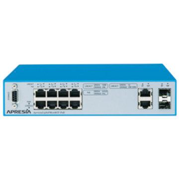 APRESIA Systems ApresiaLightFM108GT-PoE PoE対応L2スイッチ APLFM108GTPOE 母の日 税込 運動会 卒業祝