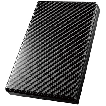 アイ・オー・データ機器 USB3.0対応ポータブルHDD カーボンブラック 3TB HDPT-UT3DK