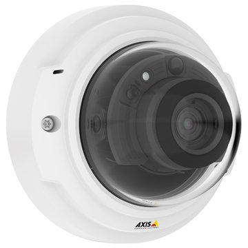 アクシスコミュニケーションズ AXIS P3374-LV 固定ドームネットワークカメラ 01058-001