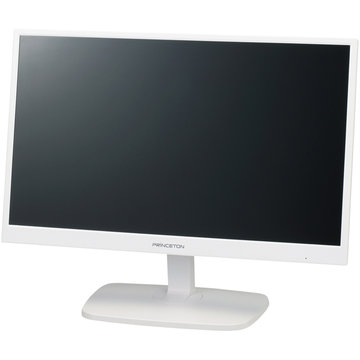 Princeton 白色LED 21.5型ワイド液晶ディスプレイ (ホワイト) PTFWDE-22W