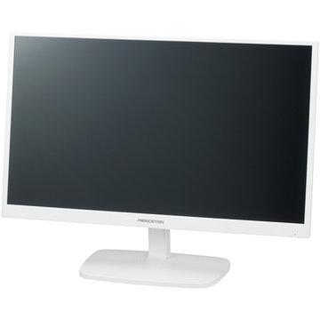 Princeton 白色LED 23.6型ワイド液晶ディスプレイ (ホワイト) PTFWDE-24W