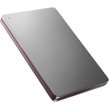 アイ・オー・データ機器 USB3.0対応ポータブルHDD 1TB Black×Red HDPX-UTS1K