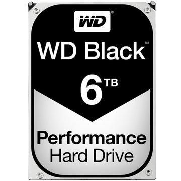 WESTERN DIGITAL 3.5インチ内蔵HDD 6TB SATA6Gb 7.2k 256MB WD6003FZBX