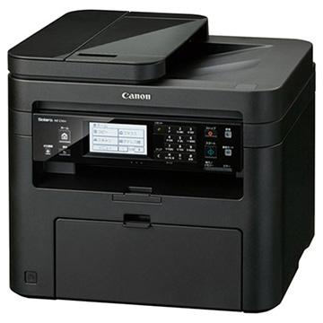 CANON A4モノクロレーザープリンター複合機 Satera MF236nS 1418C156